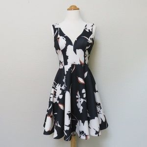 Anthropologie Dress - NWT - Abstract Print - 0 P
